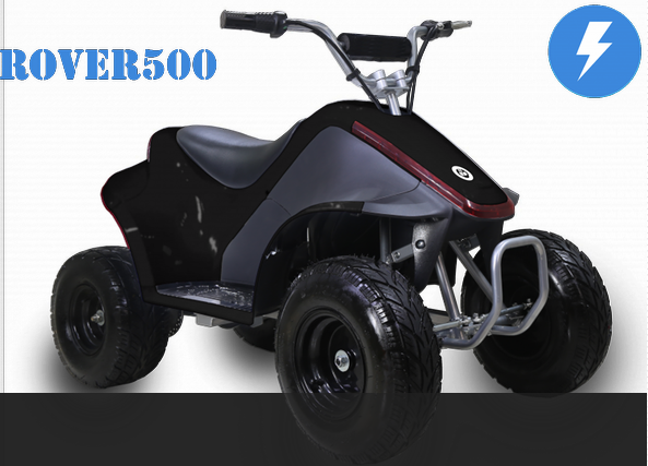 Rover 500, Electric ATV, TaoTao
