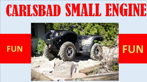 The ATV Collection – Carlsbad Small Engine