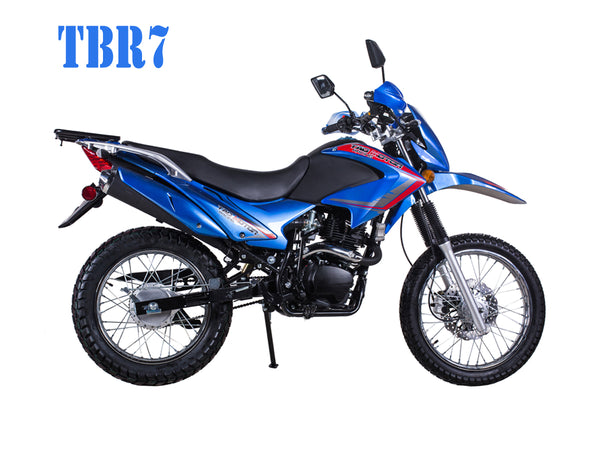 TBR7 Dirt Bike, Motorcycle, TaoTao