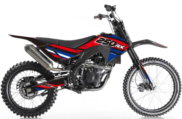 Apollo DB36 Dirt Bike