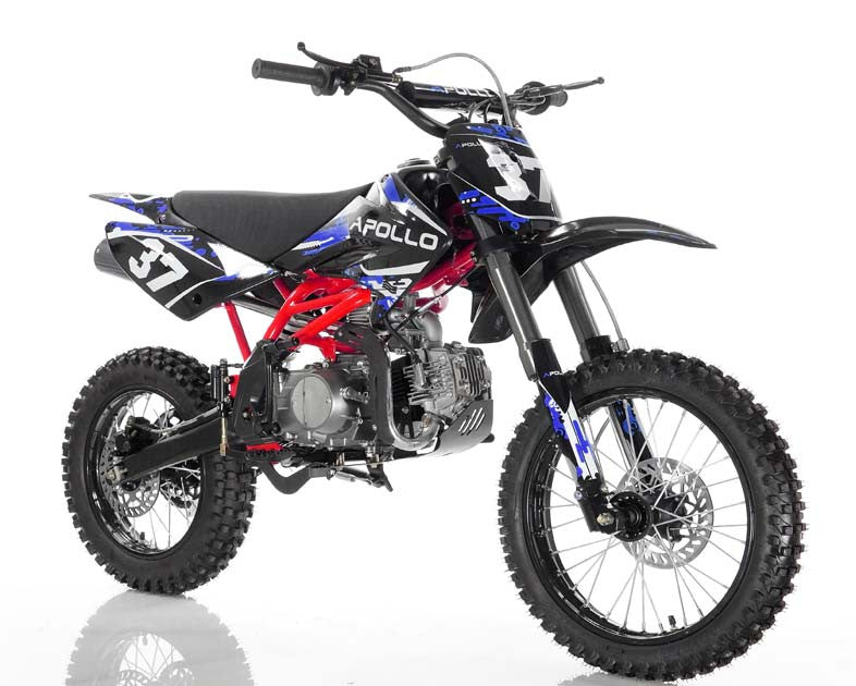 AGB-37CRF-2 Dirt Bike
