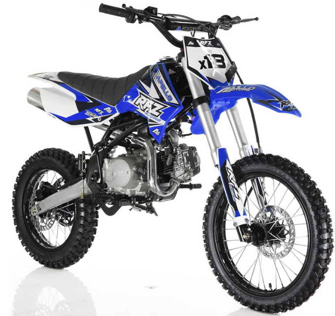 DBX18 Apollo Dirt Bike 125cc