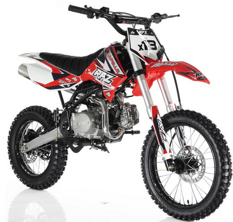 Apollo DBX18 Dirt Bike