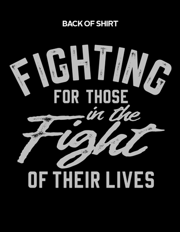 TCO Fight For Others T-Shirt - Black