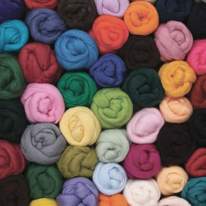 Merino colours