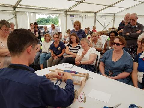 FibreHut held another successful ASHFORD DAY on Wed 20th June 2018