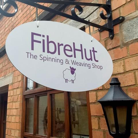 We are well established now and have a major presence online but our retail shop remains busy as people love to come and try before they buy especially with spinning wheels which are a very personal choice