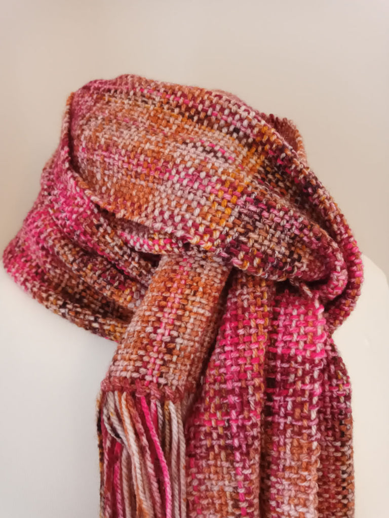 weave a scarf