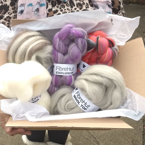 Mystery Fibre gift selection