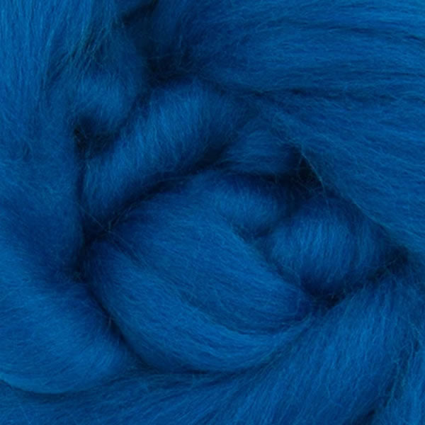 dyed merino combed wool top roving