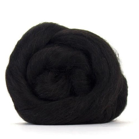 Baby alpaca natural black