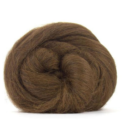 Alpaca natural dark brown