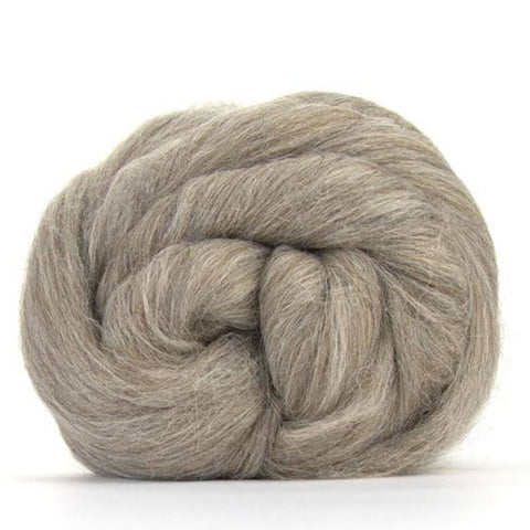Baby alpaca natural grey