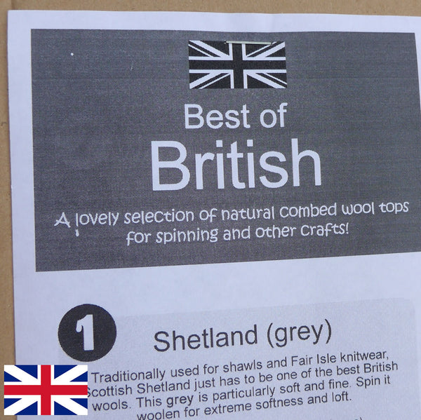 Selection - Best of British