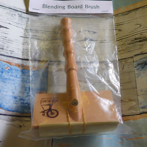 Blending board brush