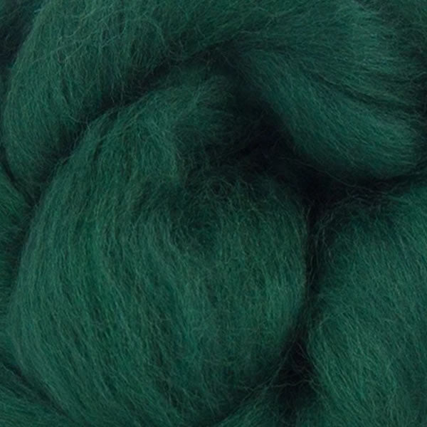 Conifer dyed Merino