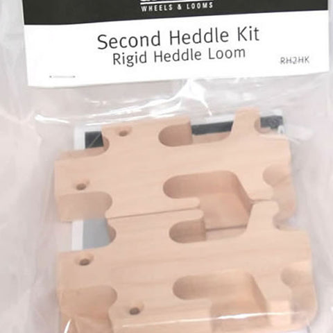 2nd heddle kit (rigid heddle loom) - fibrehut - 1