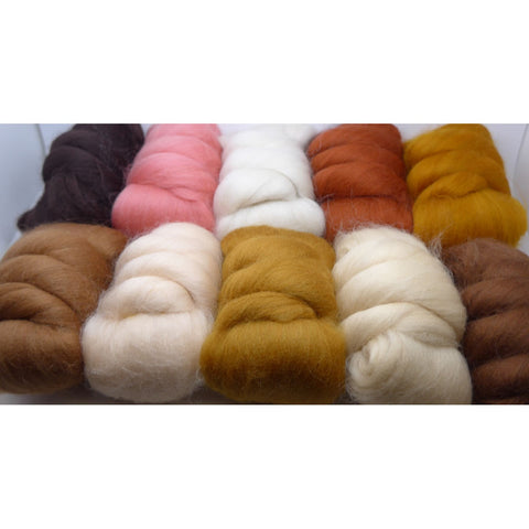 Merino minis (critters colours)