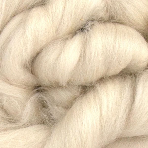 Oyster dyed Merino
