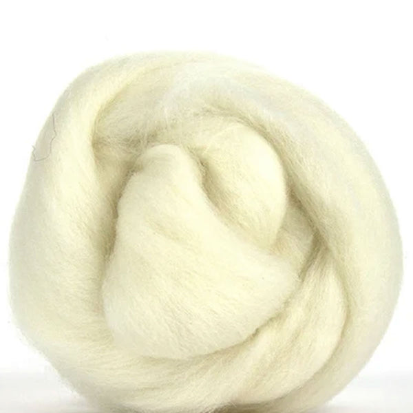 Polwarth natural white