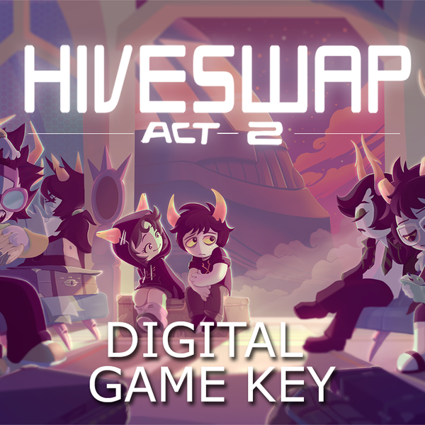 HIVESWAP: ACT 2 Game (Digital copy)