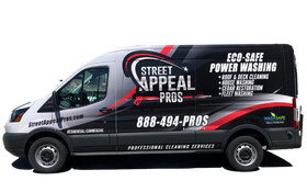 Street Appeal Pros Cape Cod — Eco-Safe Roof Cleaning & Power Washing