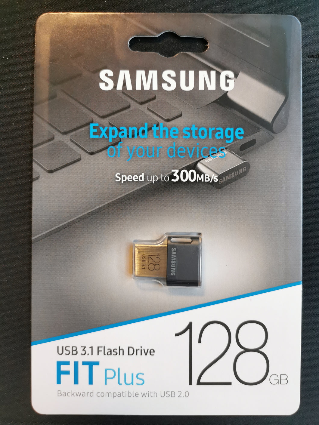 Samsung Fit Plus 128GB  3.1 USB Flash Drive