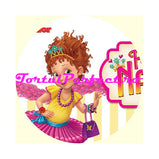 "Vafa Tort ""Fancy Nancy"" din Icing"