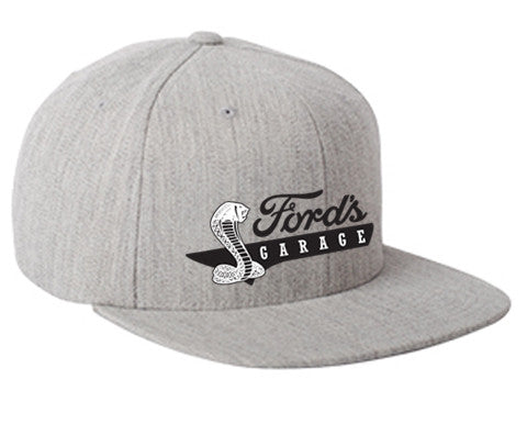 2017 Ford's Garage Cobra Hat SnapBack