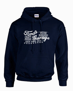 2017 Fords Navy Official Hoodie
