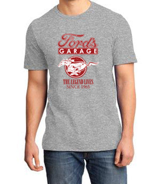"Mens ""The Legend Lives"" 50th Anniversary Mustang Shirt"