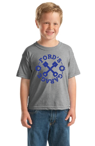 Kids Ford's Wrench Logo