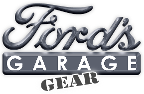 Ford's Garage Gear