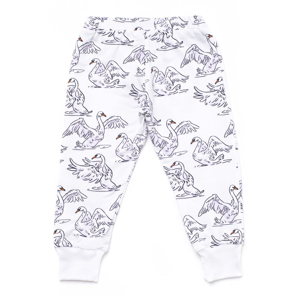 Swan Sweatpants