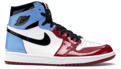 Air Jordan Retro 1 Fearless