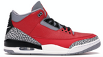 Air Jordan Retro 3 Unite Fire Red