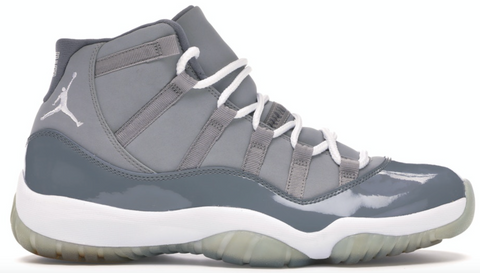 Air Jordan Retro 11 Cool Grey