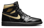 Air Jordan Retro 1 Metallic Gold