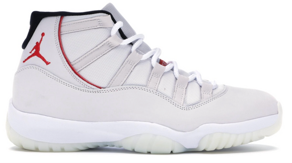 Air Jordan Retro 11 Platinum Tint