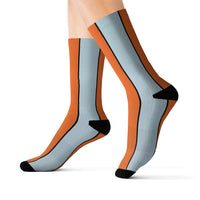 The Gulf - Sublimation Socks