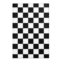 Checkered Flag - Checkerboard - Area Rugs