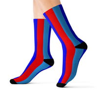 The M - Our Fastest Sublimation Socks