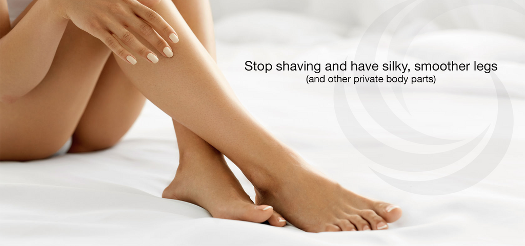 How to use Silkysmooth laser hair removal
