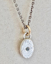Load image into Gallery viewer, mini shield necklace