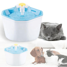 Load image into Gallery viewer, 1.6L Automatic Dog/Cat Water Fountain Ultra Quiet USB