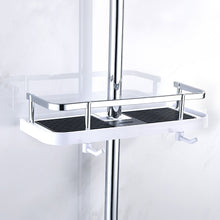 Load image into Gallery viewer, Shower Tray Lift bracket pole storage