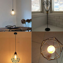 Load image into Gallery viewer, 1 Pc Lampshade Retro Vintage Iron Shop DIY Accessories