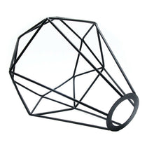 Load image into Gallery viewer, Decorations Black Retro Edison Metal Iron Wire Cage Lampshade