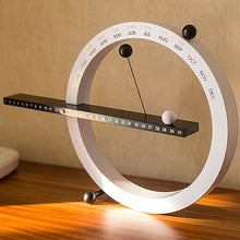 Load image into Gallery viewer, 2021 Ins Nordic Style Creative Fashion Time Perpetual Table Calendar Manual Desk Calendar
