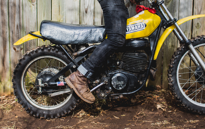 How To: Kickstarting A Motorcycle